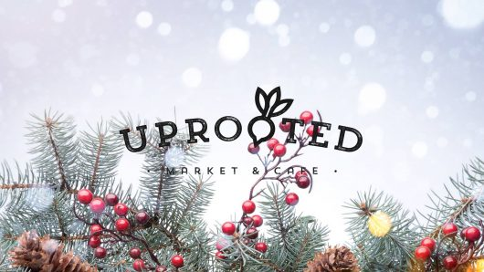 Christmas Halifax Uprooted Market & Cafe